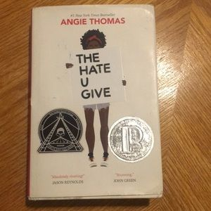 The Hate U Give - Hardback Cover